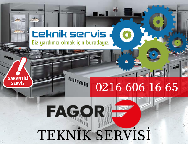 Fagor Tuzla Servisi - (0216) 606 16 65